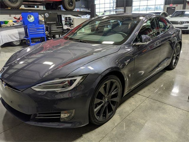 2019 Tesla Model S Long Range AWD