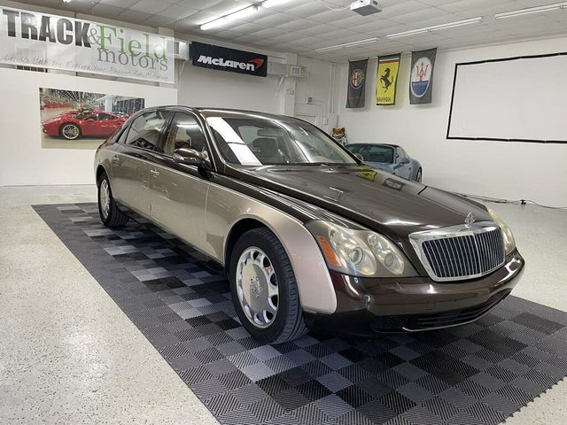 2004 Maybach 62 Base