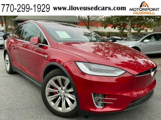 2019 Tesla Model X Performance AWD with Ludicrous Mode