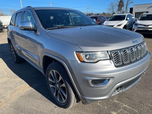 2018 Jeep Grand Cherokee Overland 4WD