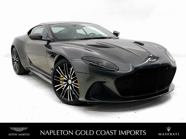 2020 Aston Martin DBS Superleggera Coupe RWD