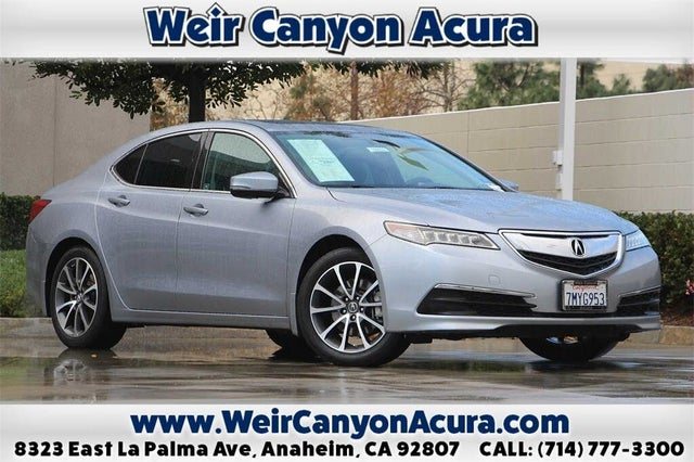 2015 Acura TLX V6 FWD