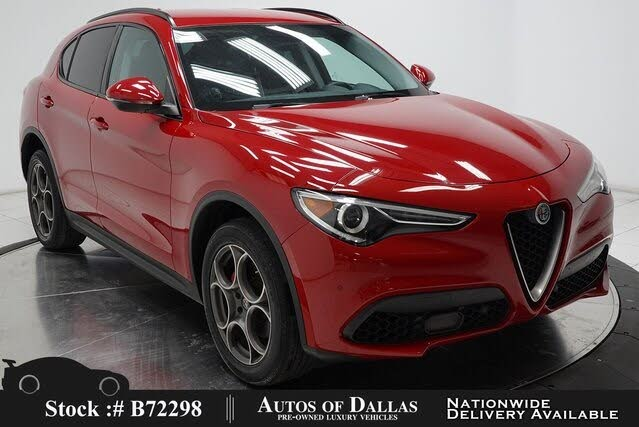 2018 Alfa Romeo Stelvio Sport AWD