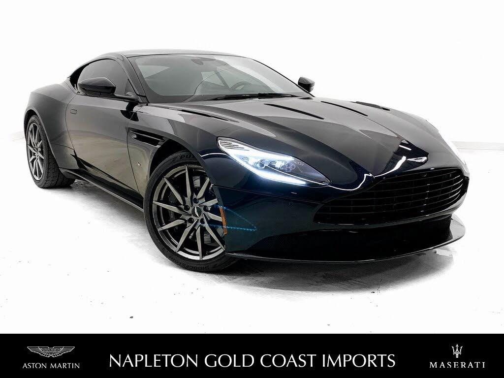 Used Aston Martin For Sale In Chicago Il Cargurus