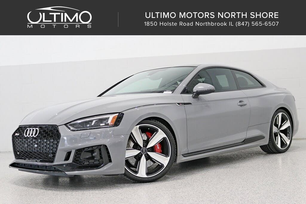 Used 2018 Audi Rs 5 For Sale Right Now Cargurus