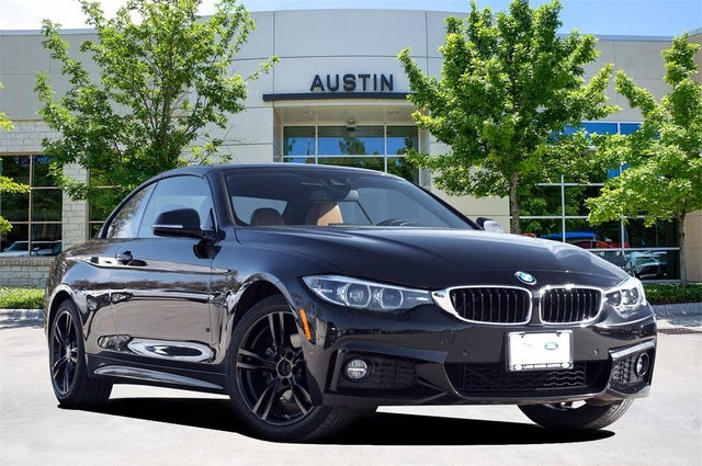 2019 BMW 4 Series 430i xDrive Convertible AWD