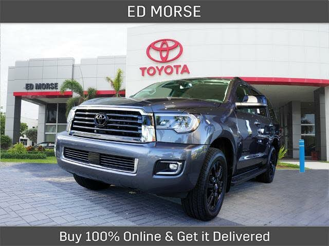 2021 Toyota Sequoia TRD Sport 4WD