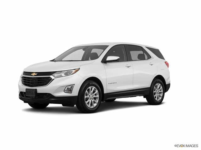 2021 Chevrolet Equinox LT FWD with 1LT