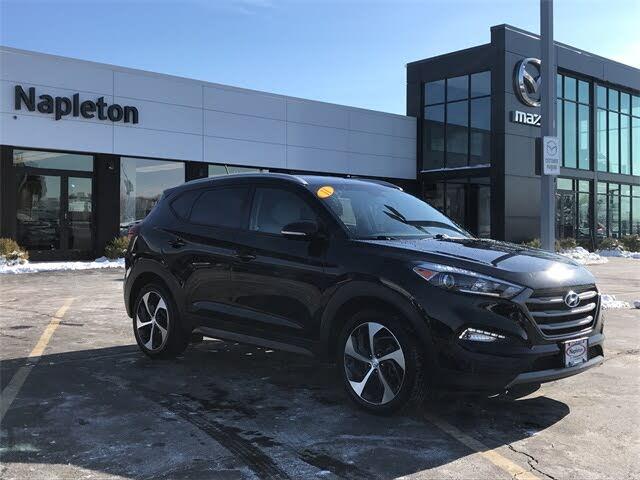 2016 Hyundai Tucson 1.6T Sport FWD