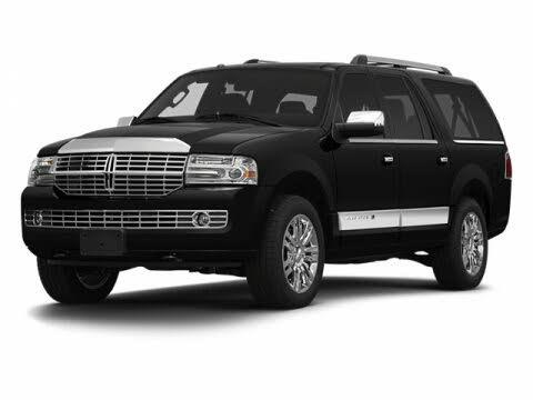 2013 Lincoln Navigator L 4WD