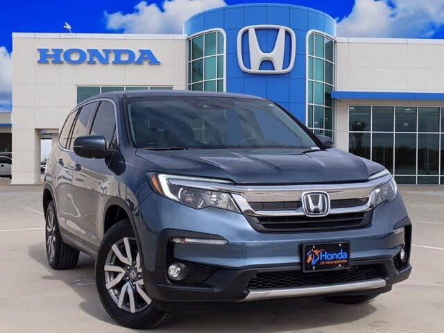 2019 Honda Pilot EX FWD