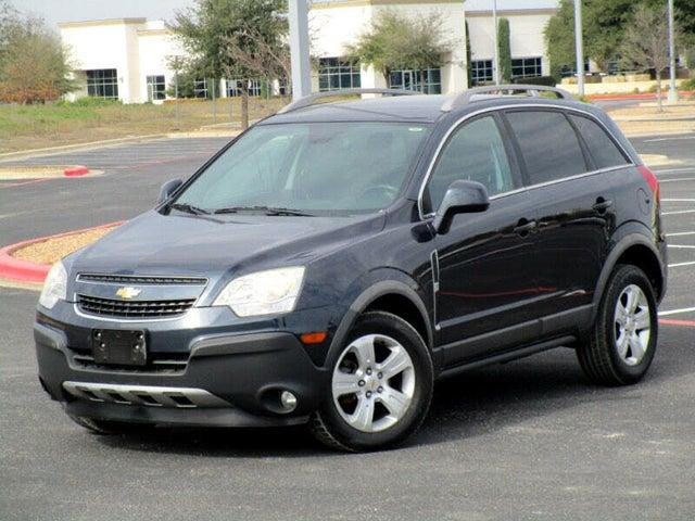 2014 Chevrolet Captiva Sport 2LS