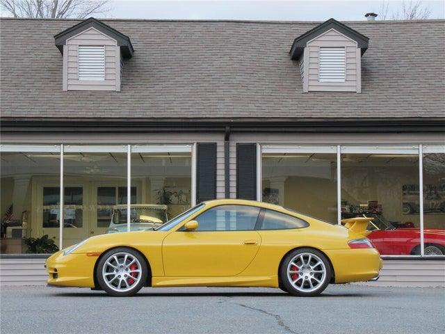 2004 Porsche 911 GT3