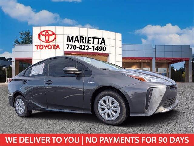 2021 Toyota Prius LE FWD