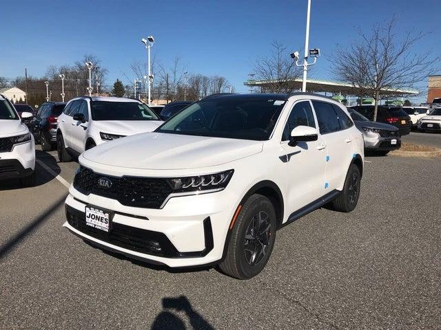 2021 Kia Sorento Hybrid EX FWD