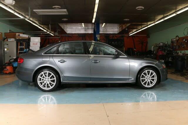 2016 Audi A4 2.0T Premium FWD