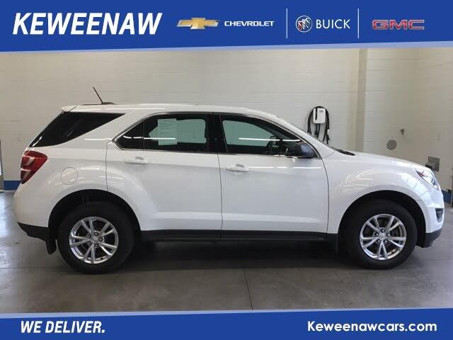 2017 Chevrolet Equinox LS AWD