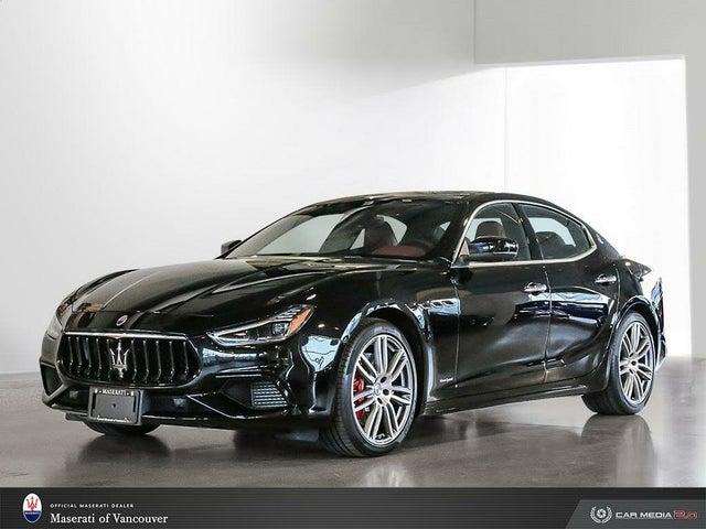 2021 Maserati Ghibli SQ4 GranSport AWD