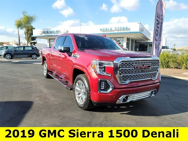 Used 2019 Gmc Sierra 1500 Denali For Sale In Fresno Ca Cargurus