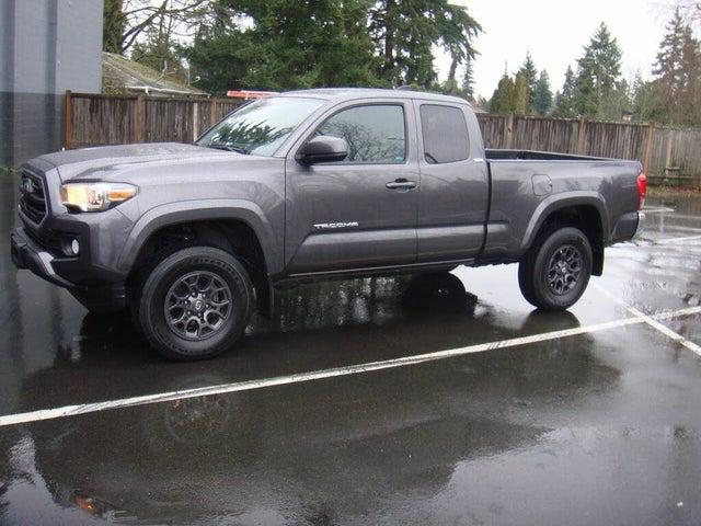 2018 Toyota Tacoma SR5 V6 Access Cab 4WD