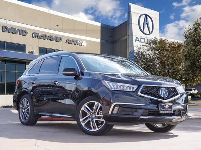 2018 Acura MDX Sport Hybrid SH-AWD with Advance Package