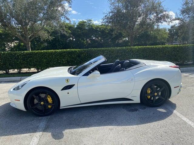 2014 Ferrari California Roadster