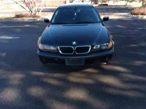 2003 BMW 3 Series 325xi Sedan AWD