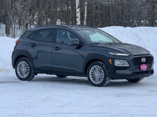 2021 Hyundai Kona SEL AWD