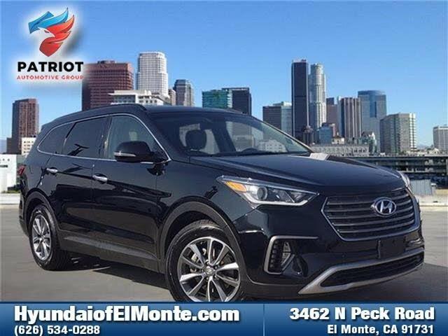 2017 Hyundai Santa Fe Limited FWD