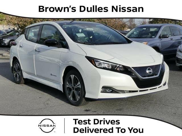 2019 Nissan LEAF SL Plus FWD