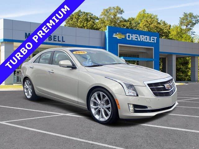 2016 Cadillac ATS 2.0T Premium RWD