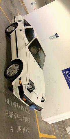 1984 Nissan 300ZX 2 Dr STD
