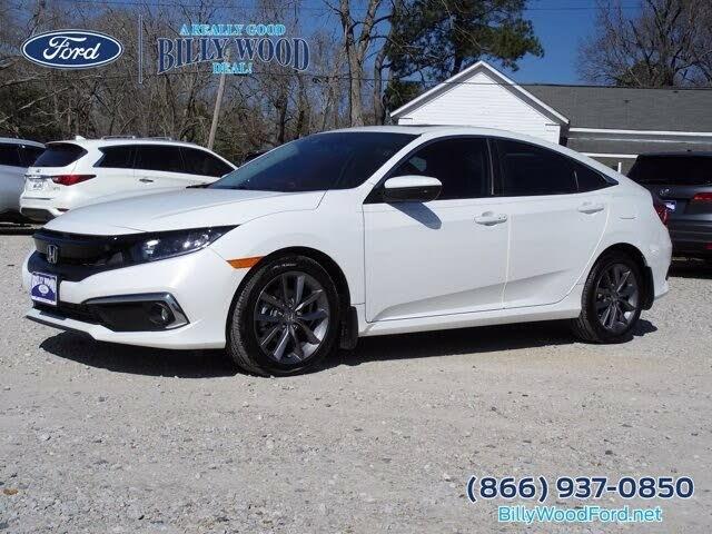 2020 Honda Civic EX-L Sedan FWD