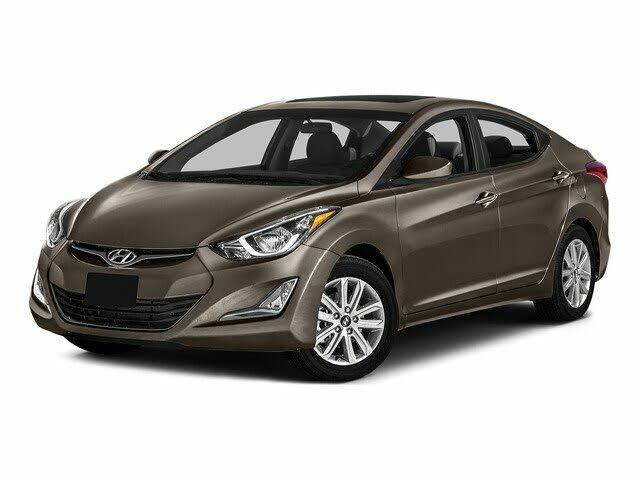 2016 Hyundai Elantra Value Edition Sedan FWD