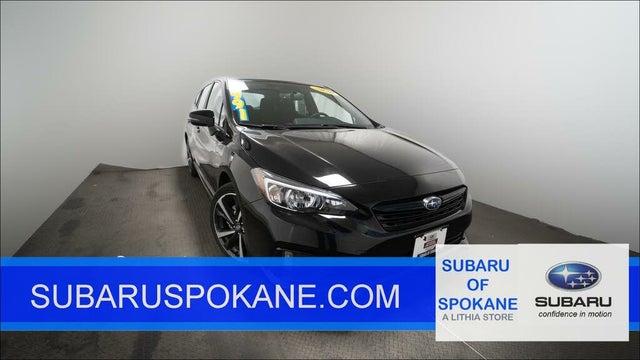 2020 Subaru Impreza 2.0i Sport Hatchback AWD
