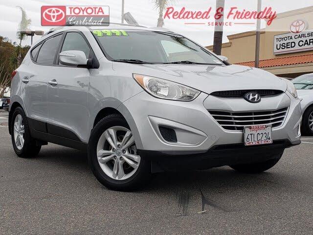 2012 Hyundai Tucson GLS FWD