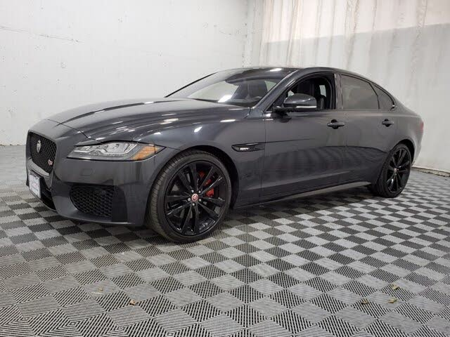 2018 Jaguar XF XF S AWD