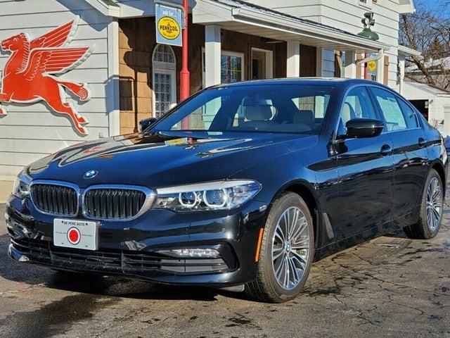 2017 BMW 5 Series 530i xDrive Sedan AWD