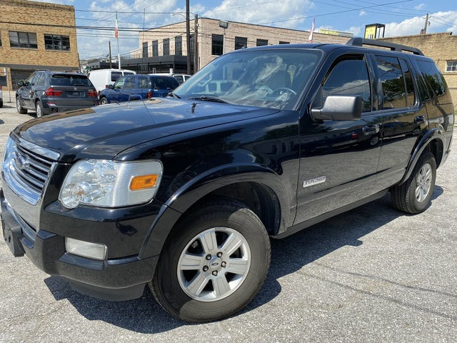 2008 Ford Explorer XLT
