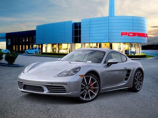 2021 Porsche 718 Cayman S RWD