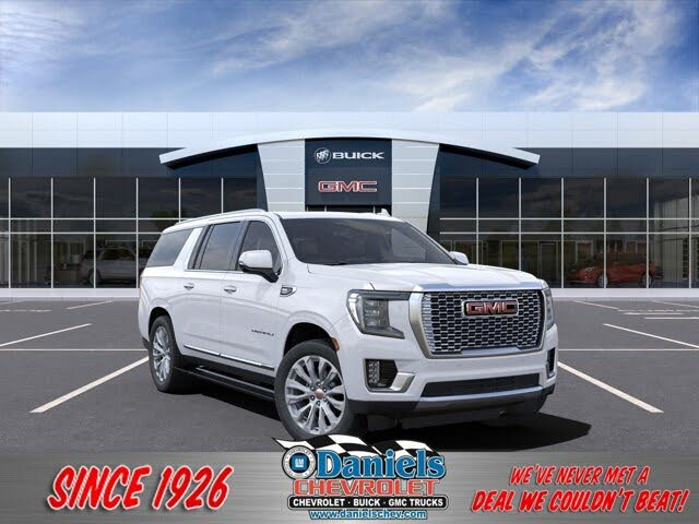 2021 GMC Yukon XL Denali RWD