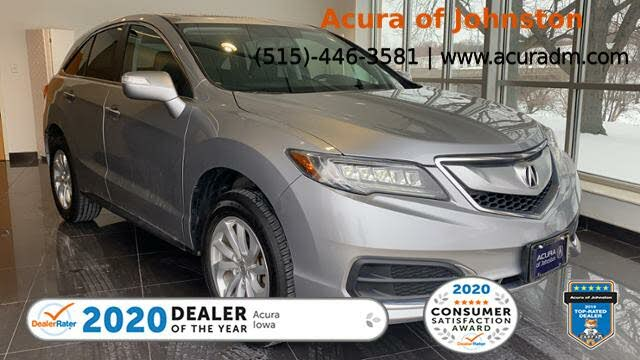 2017 Acura RDX FWD