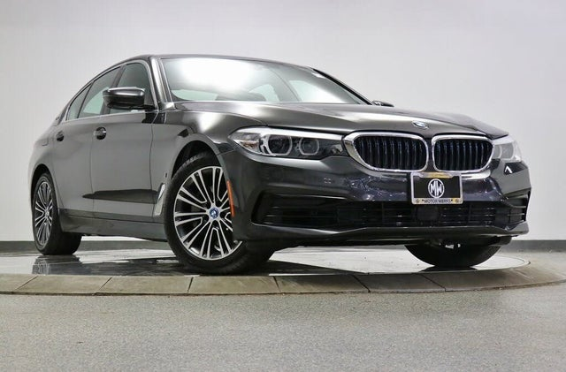 2019 BMW 5 Series 530e xDrive iPerformance Sedan AWD