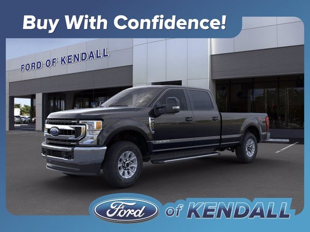 2021 Ford F-350 Super Duty XL Crew Cab LB 4WD