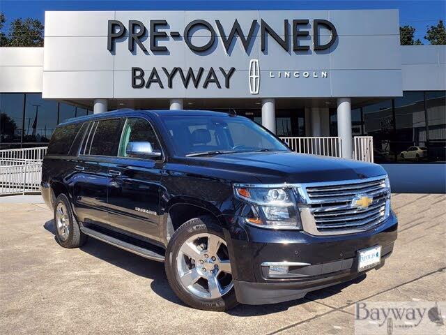2017 Chevrolet Suburban 1500 Premier RWD
