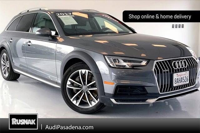 2017 Audi A4 Allroad 2.0T quattro Premium Plus AWD