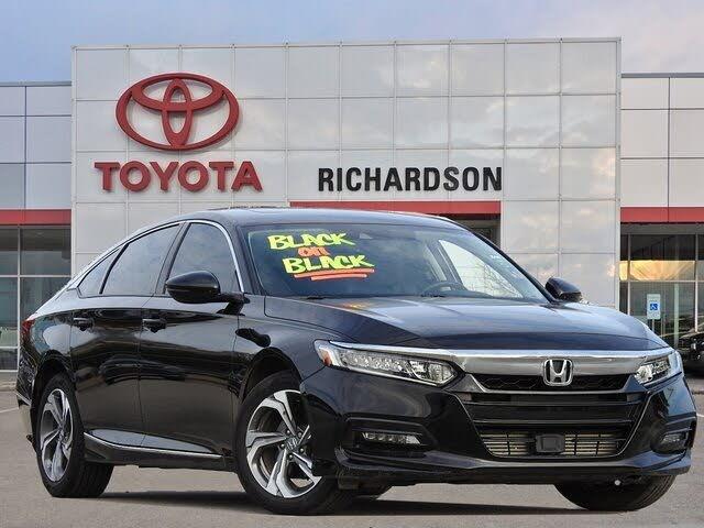 2020 Honda Accord 1.5T EX-L FWD