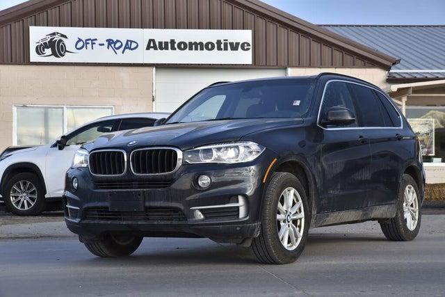 2015 BMW X5 xDrive35d AWD