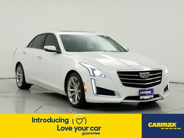 2016 Cadillac CTS 3.6L Premium RWD