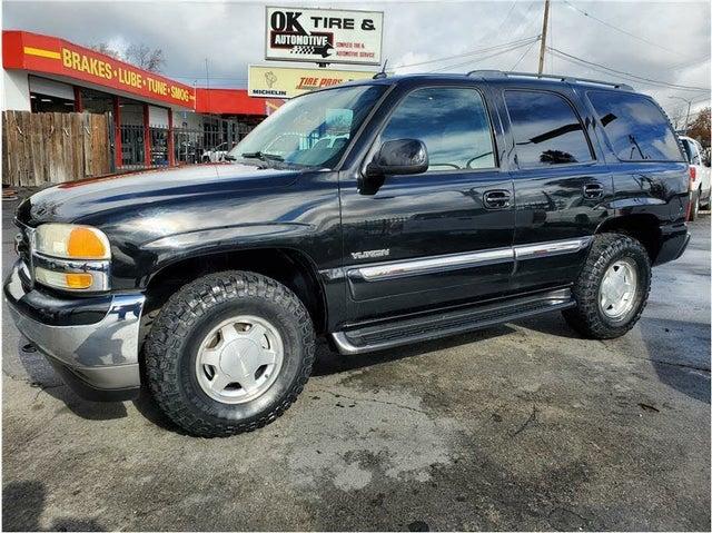 2005 GMC Yukon SLE 4WD